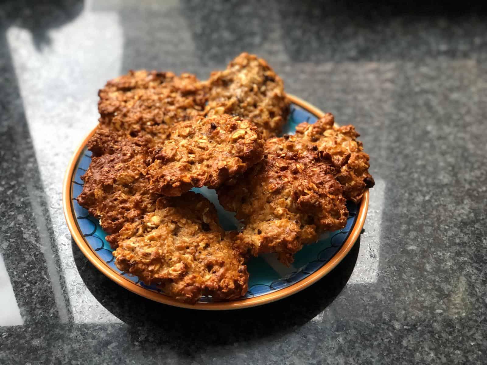 Volkoren koekjes